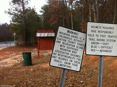 Clayton County International Park Trailhead