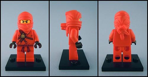 lego ninjago kai. LEGO NInjago Kai - 360 View