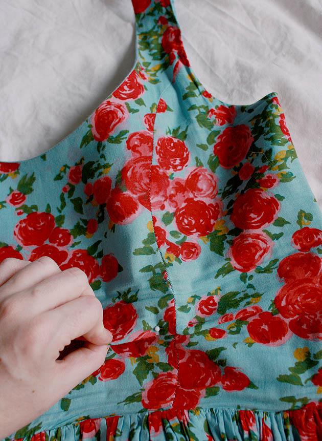 rose sew a