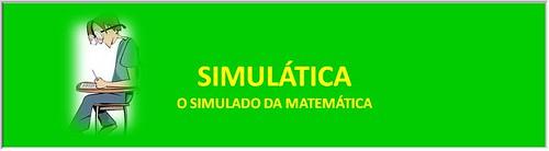 SIMULÁTICA - O simulado da matemática