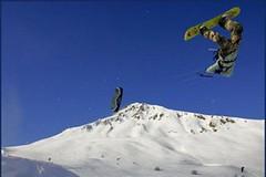 Snowkite masters