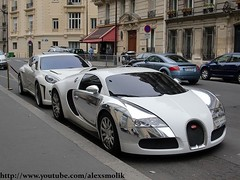 Chrome Bugatti Veyron (alexsmolik) Tags: paris france cars car wrapping photography mod foil wrap arabic chrome arab porsche vip tuner rims tuning bugatti luxury champselyses luxe mods voitures spoiler exotics veyron nfs carphotography ksa luxurious blackrims fabdesign luxurycars chromerims foiling tintedwindows avenuegeorgev bugattiveyron eb164 kingdomofsaudiarabia porschepanamera shinycars foilacar saudicars arabcars saudiplate alexsmolik fabdesigntuning chromebugattiveyron bugattiveyronparis chromeveyron veyroninparis foiledcar foiledbugatti