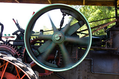 CJ551 Case Traction Engine (listentoreason) Tags: usa tractor america newjersey unitedstates favorites places case steam vehicle score30 howellfarm howelllivinghistoryfarm casesteamtractionengine