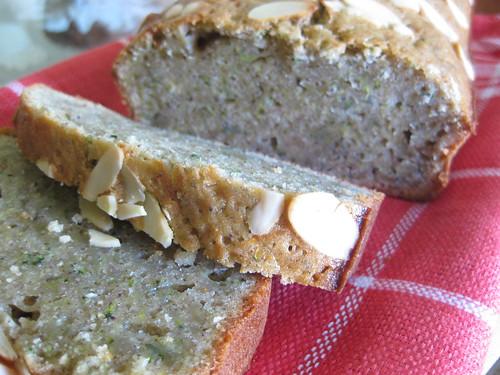 #01: Zucchini Bread