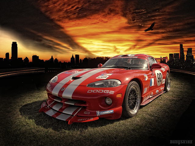 sunset red car race track eagle nirvana muscle dream turbo american dodge ram viper supercar lemans v10 racer petrolhead srt10 dodgeviper pistonheads rt10 dodgeviperlemans
