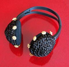 Headphones (detalles de la instalación), © 2004 kaoru katayama