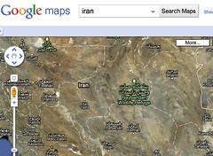 Google Iran