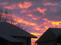 Sky of Fire (S. Fielding) Tags: