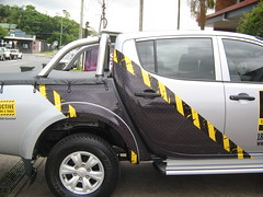 CSQ (Display Craft Pty Ltd) Tags: wrap signage vehicle