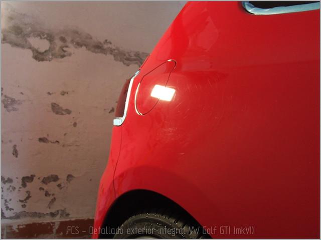 Detallado exterior VW Golf GTI mkVI-29