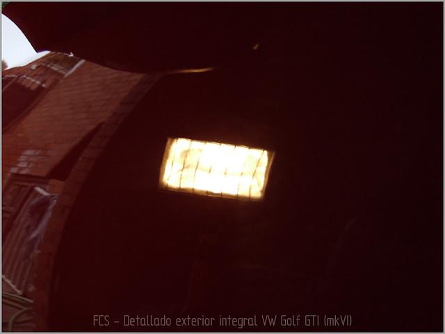 Detallado exterior VW Golf GTI mkVI-18