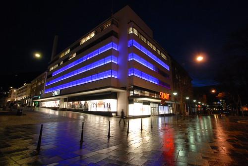 Sundt-bygget i Bergen