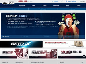 BetUS Sports Review