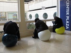 Being Round /  (Super Cool Japanese) Tags: life city people japan chair kobe round   sannomiya