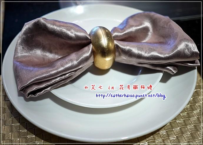 6 可愛的餐巾