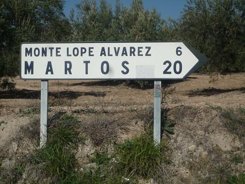 Ciclismo en Martos