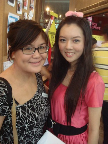 Karen and Chee Li Kee