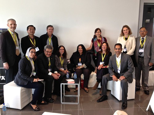 Reunión de Redes Regionales, Cumbre Mundial de Centros de Ciencia, Bélgica 2014