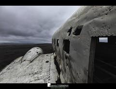 DC-3 ghost (III) (Yiannis Chatzitheodorou) Tags: slheimasandur iceland plane wreck  aircraft abandoned