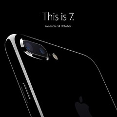 This is iPhone7, available in #Malaysia on #14Oct2016. ^^ (WindKoh) Tags: wind windkoh instagram