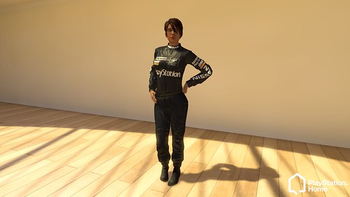 PlayStation Home: Racing
