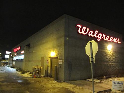 Walgreens on East Lake Street