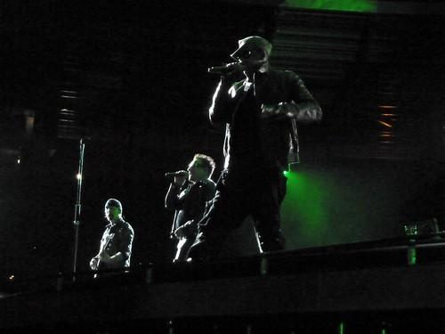 U2 360 and Jay-Z Auckland New Zealand 25 November - 43