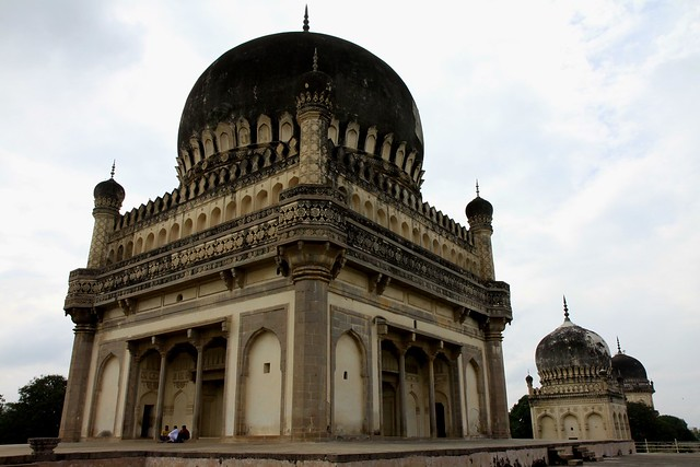 Tomb of Mohd Kuli Kutub Shah