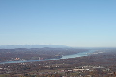 View Toward Poughkeepsie (joseph a) Tags: newyork hudsonriver beacon hudsonhighlands mountbeacon beaconmountain northbeaconmountain