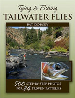 Tailwater flies