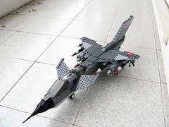 View from above (Eínon) Tags: fighter lego missile bomb heavy bomber gerifalte