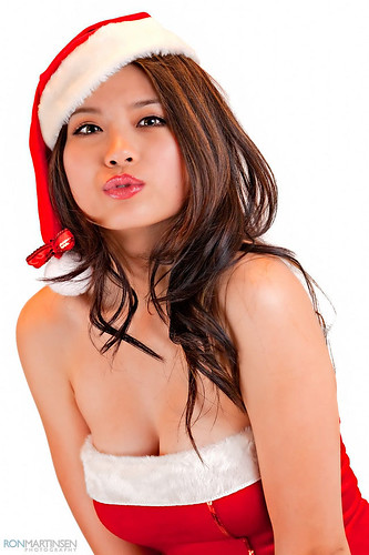 Sexy Mrs. Claus - ALL RIGHTS RESERVED