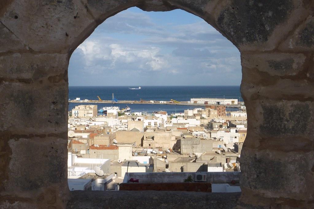 Medina in Sousse, Tunisia