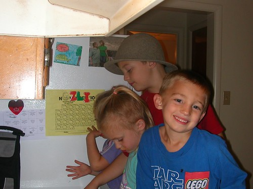 Nov 22 2010 Kids baking