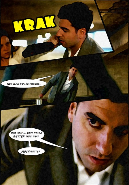 Amber & Nick Action Shoot - Comic, Page 4 of 6