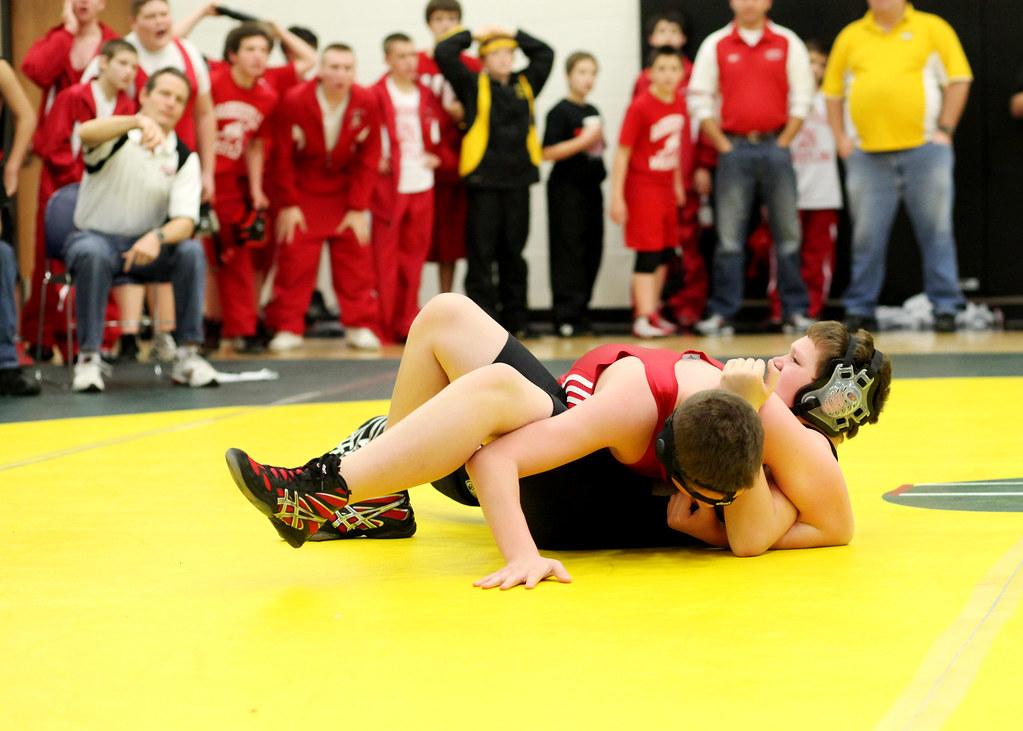 Wrestling 25 57