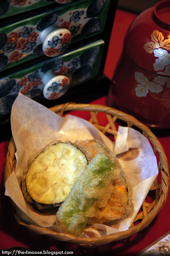 魚山園 Gyozan-en - Assorted Tempura