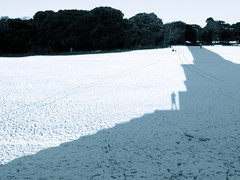 6th (tartalom) Tags: ireland shadow dublin snow frost obelisk 6th dukeofwellington phoenixpark wellingtonmonument tartalom decemberdiary christophersweeney decemberdiary2010