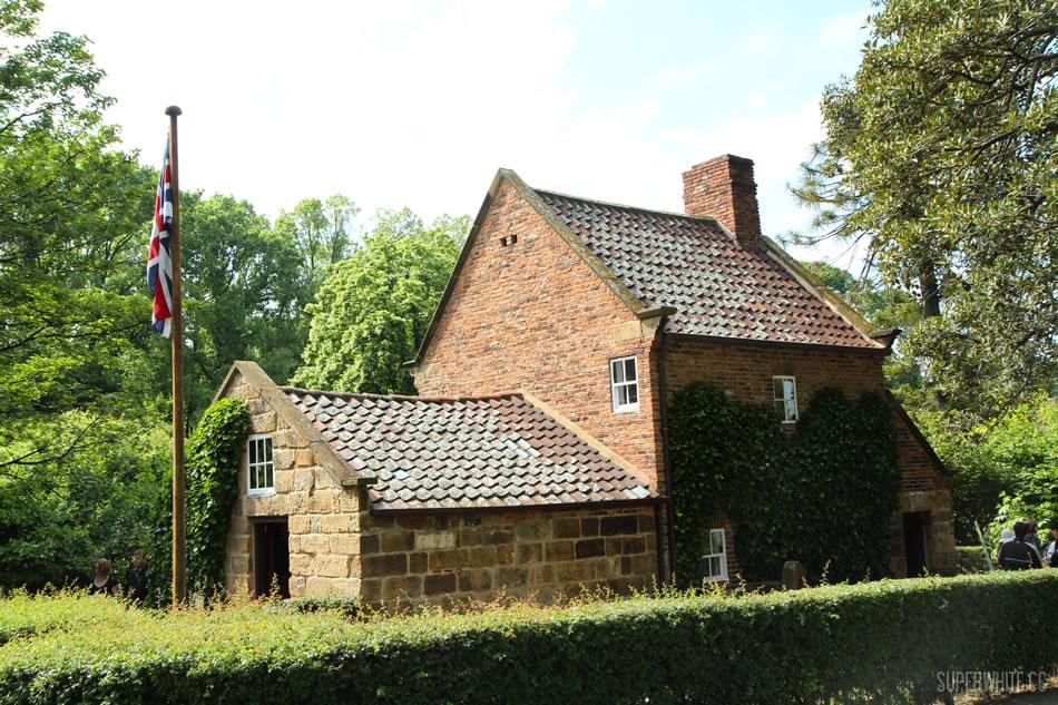 Melbourne Captain Cook Cottage