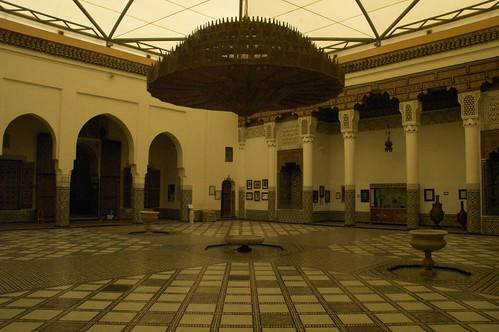 Marrakech Museum Marrakech Museum Walk