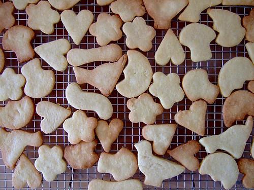 Easy Kids Cookies