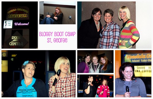Bloggy Boot Camp St. George