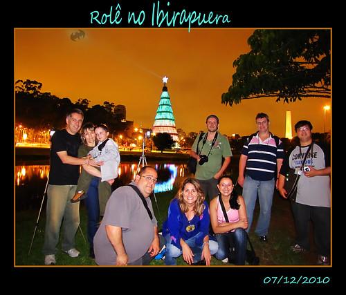 Rolê Relâmpago no Ibira - Foto Oficial