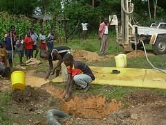Mutsembi(shillo) drilling