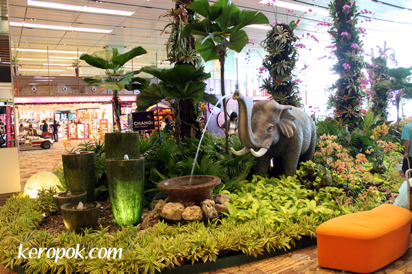 Green Changi Airport