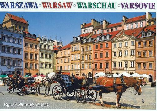 Historic City of Warsaw