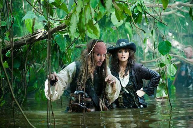 Thumb 6 nuevas fotos de Piratas del Caribe 4: En costas extrañas