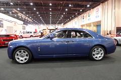 Rolls-Royce Ghost (AlBargan) Tags: auto show lumix ghost rollsroyce autoshow panasonic international motor abu dhabi motorshow 2010  2011     abudahbi   lx3   dmclx3
