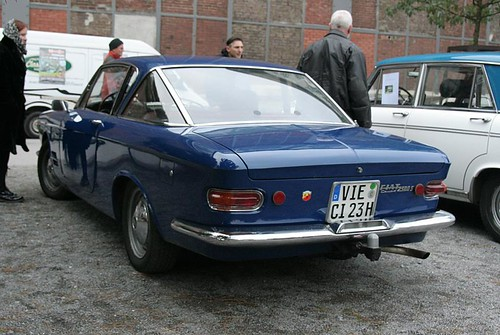 HCD2010 Fiat 2300 S Coupe
