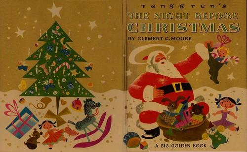 Tenggren's The Night Before Christmas